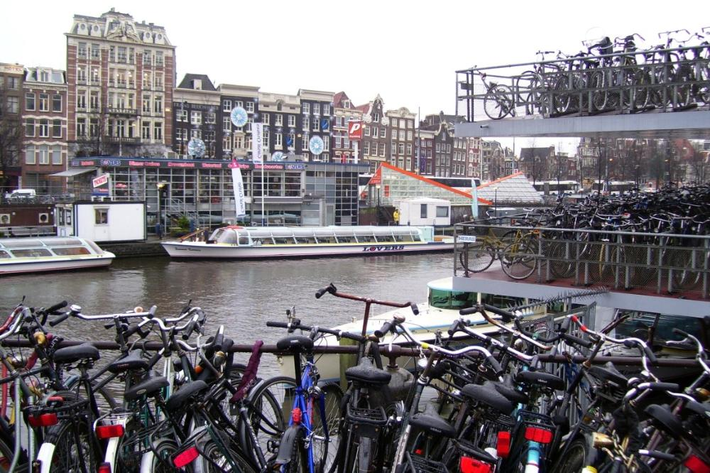 Bicycles Amsterdam