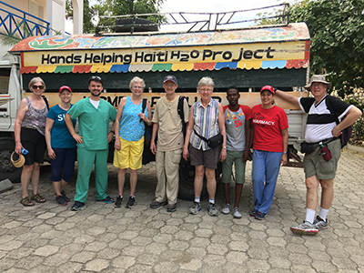 Haiti-Medical Mission team